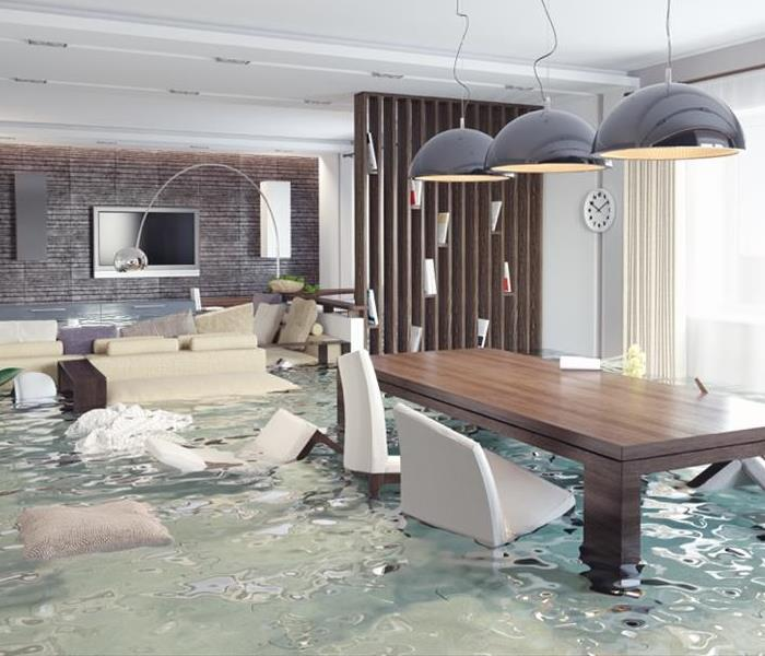12 Tips For Water Damage Repair: SERVPRO: Water Damage Clean Up Tips