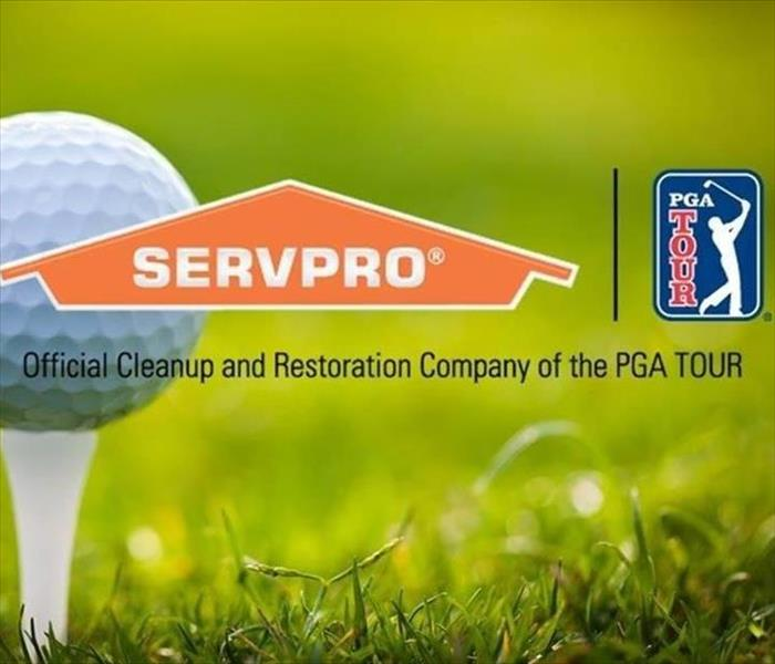 Servpro Official Sponsor Of The Pga Tour Servpro Of