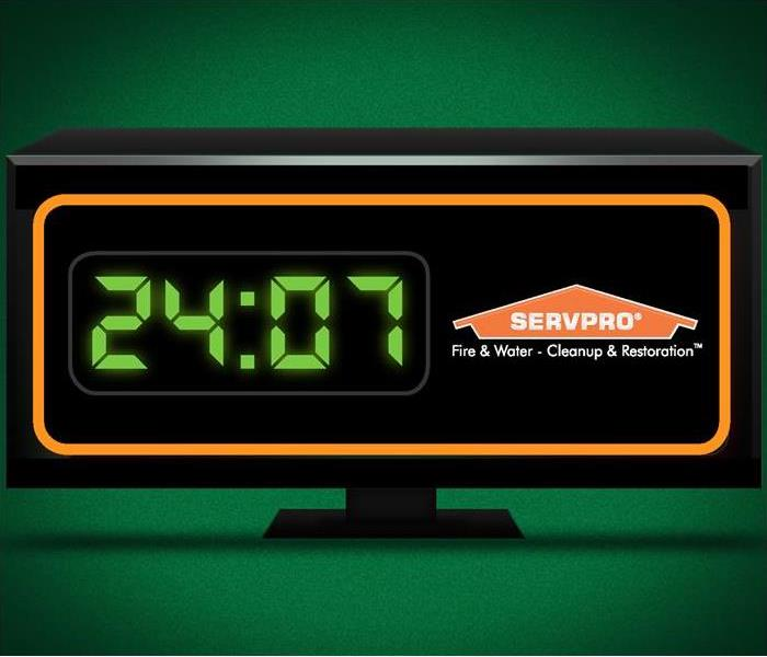 Why SERVPRO SERVPRO Emergency Response