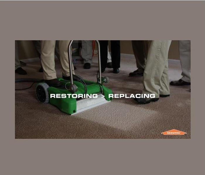 Water Damage Customer Benefits: Restore Vs. Replace