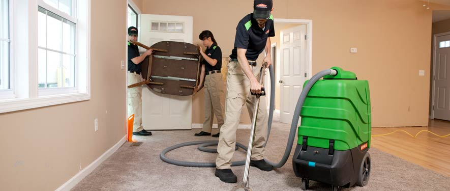 Binghamton, NY residential restoration cleaning